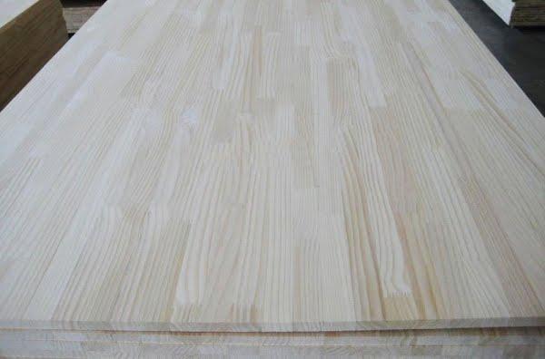 gỗ thông ghép