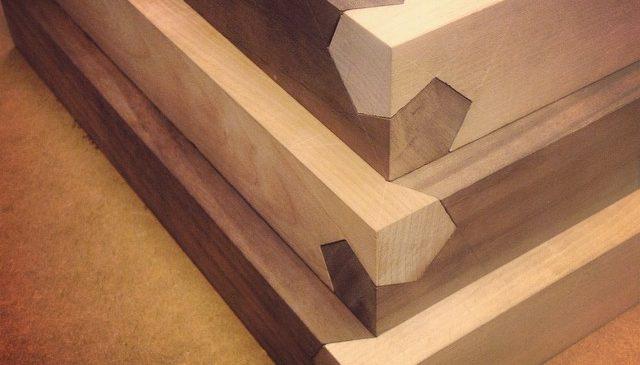 quy trình ghép gỗ